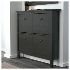 hemnes cabinet shoe rack unbelievable picture inspirations with panel glass door white stain