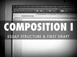 composition i essay exams by tom latuszek composition i essay structure