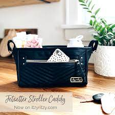 Itzy Ritzy: 🖤 The Jetsetter Stroller Caddy Is LIVE