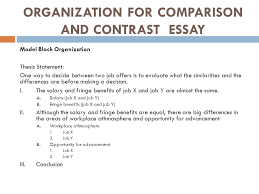 Comparative Essay Thesis Comparison And Contrast Essay Thesis Examples Mistyhamel