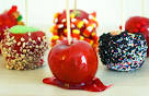 Images & Illustrations of candy apple