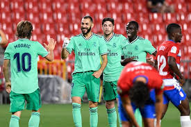 ⚽️ official profile of real madrid c.f. One To Go Real Madrid Close In On Title As Laliga Leaders Show Resolve Of Champions London Evening Standard Evening Standard