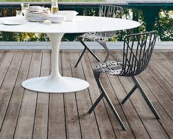 modern outdoor dining furniture. Fine Dining Knoll Skeleton Outdoor Side Chair David Adjayeu0027s Cantilevered Contemporary   For Modern Dining Furniture I