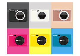 <b>Canon's</b> Two New Instant <b>Camera</b> Printers Promise Immediate Fun ...
