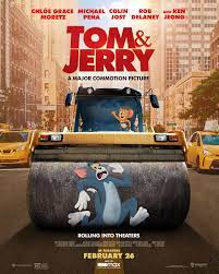 TOM AND JERRY – The Movie Spoiler