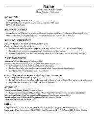 Barback Resume Sample Resume Cover Letter