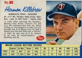 Image result for harmon killebrew picture