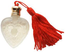 Image result for perfume bottle heart