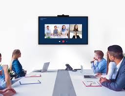 Finally You Can Use Your Tv For Video Conferencing