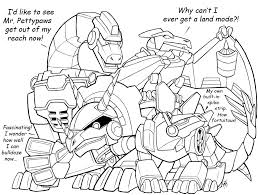 rescues coloring pages hasbro blurr boulder rescue bots chase