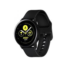<b>Умные часы Samsung</b> R500 <b>Galaxy</b> Watch <b>Active</b> черные купить в ...
