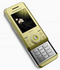 sony ericsson slide phone. s500i spring yellow - overview sony ericsson: slide the open to reveal materials and patterns inspired by nature ericsson phone e