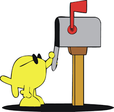 Mailbox With Mail Checking Mail Clipart Mailbox With N Nongzico