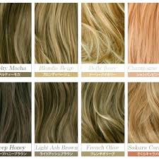 Loreal Ash Color Chart Light Brown Hair Color Chart Fooru Me