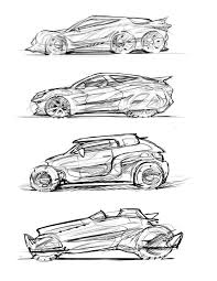 Vehicle doodles tim guo design