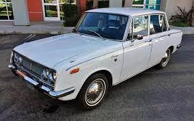 All Original 1970 Toyota Corona Deluxe Toyota Corona Toyota Toyota Cars
