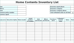 Office Inventory List Template Office Supply List Template Average Free Printable Of