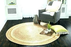 striped jute area rug natural neutral m white decoration large size of black gray and tan rugs ivory reviews birch lane red