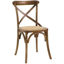 Farmhouse & Rustic Tufted <b>Cushion Dining Chairs</b> | Birch Lane