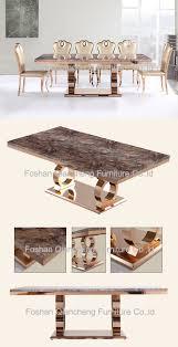 Luxuxrosa Goldmarmorenspeisetischrestaurantmöbel Buy Marmor Tisch