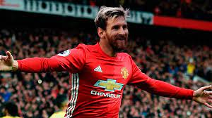 An April Fool's joke makes Leo Messi sign for Manchester United