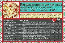 pages recipe card template templates 2 apple