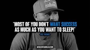 Eric Thomas Quotes Delectable 48 Motivational Eric Thomas Quotes Wealthy Gorilla