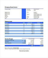 Company Invoice Painting Company Invoice Templates Painting Invoice Template