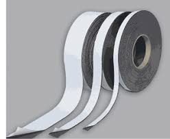 New Magnetic Strip Tape 100 2 0 Flexible Magnet Deep Coffee
