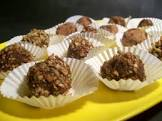 a symphony of french chocolate truffles