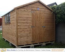 garden sheds ireland timber sheds dublin and wooden sheds for premium standard range