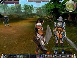 mmo games cabal scenery screenshot