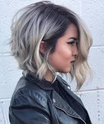 Short Hairstyles For Round Face 33 Best 24 Cute Looks With Short Hairstyles For Round Faces