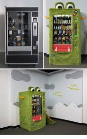 Vending Machines For Kids Extraordinary A New Kind Of Vending Machine Goodie Monster Portland State