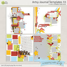 Journal Templates Artsy Journal Templates 10