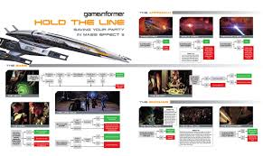 Mass Effect Flow Chart How To Save Or Kill Your Party In Mass Effect 2 Features
