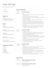 Area Sales Manager Resume Samples Templates Visualcv
