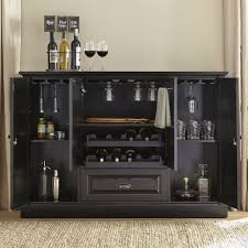Glendon Bar Cabinet Objects
