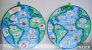 Earth Day Anchor Chart Lets Get Ready For Earth Day Earth Day Activities First