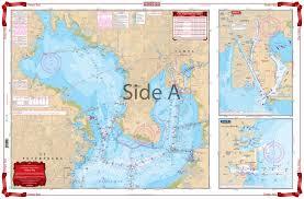 Tampa Bay Navigation Chart 22