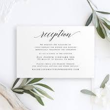 Wedding Insert Templates Reception Card Template Wedding Insert Templates Editable Pdf Wedding Invitation Enclosure Cards Wedding Inserts Wedding Invite Insert Vm51