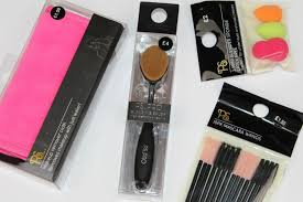primark ps makeup tools and dupes one brand first impression