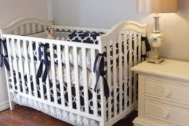 luxury baby bedding navy blue nursery bedding boys cot bedding collections nursery linen