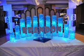 led candle lighting display
