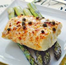 baked cod recipe fresh or frozen