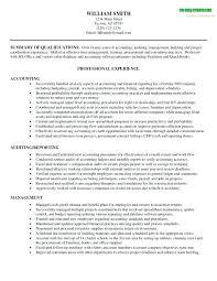Accountant Resume Sample resume template for accountant micxikineme 33