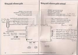 avital remote start wiring diagram car alarm installation wiring diagram at Remote Start Wiring Diagrams Free