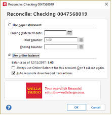check balancing software quicken bill pay and banking online bill payment wells fargo