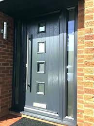 modern front door. Mid Century Modern Front Door Contemporary Hardware Design O