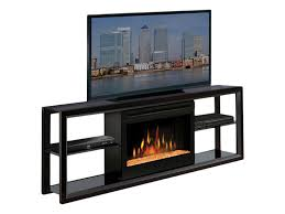 best electric fireplace tv stand fireplace ideas within prepare 11